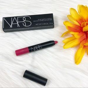 NARS Lets Go Crazy Pink Velvet Matte Lip Pencil